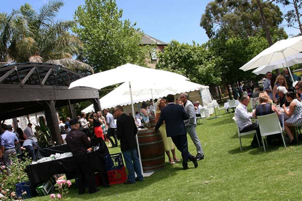 St Francis Winery Functions